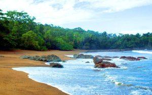 Carate beach